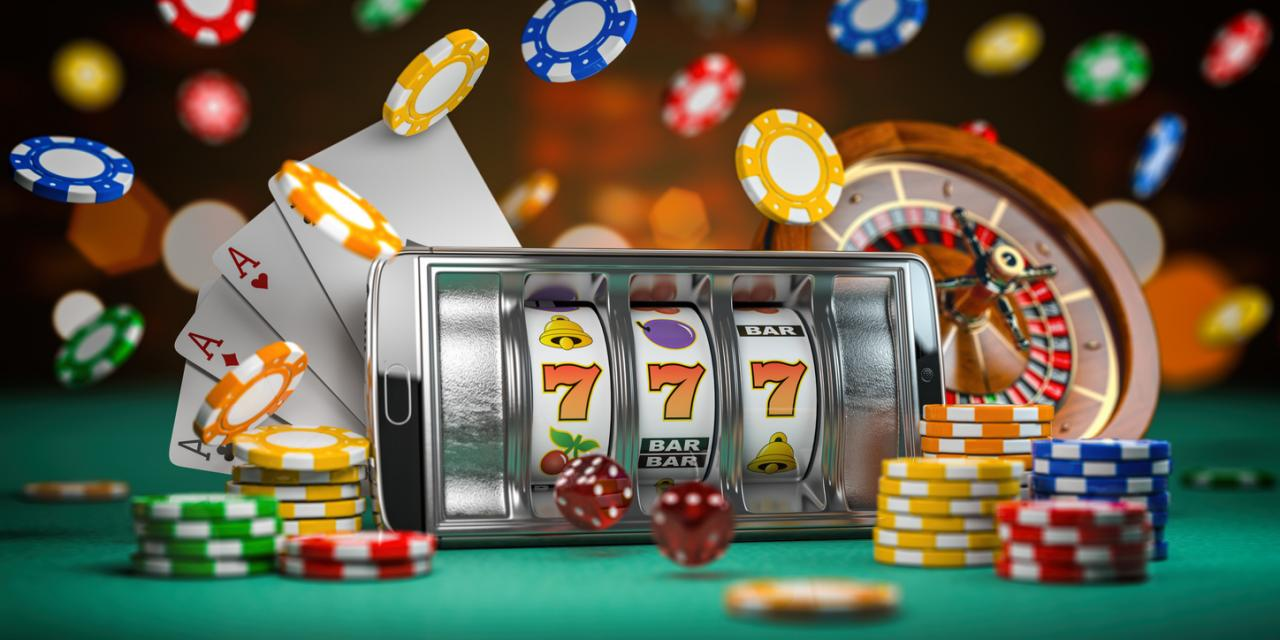 The Difference Between Casino Games and Betting | The World Financial Review