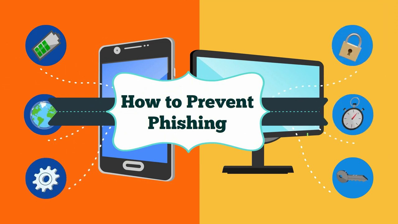 Phishing: How to Stay Safe Online and Prevent Phishing Attacks (WFH Safely)  - YouTube